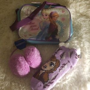 Other - Disney Frozen bag❄
